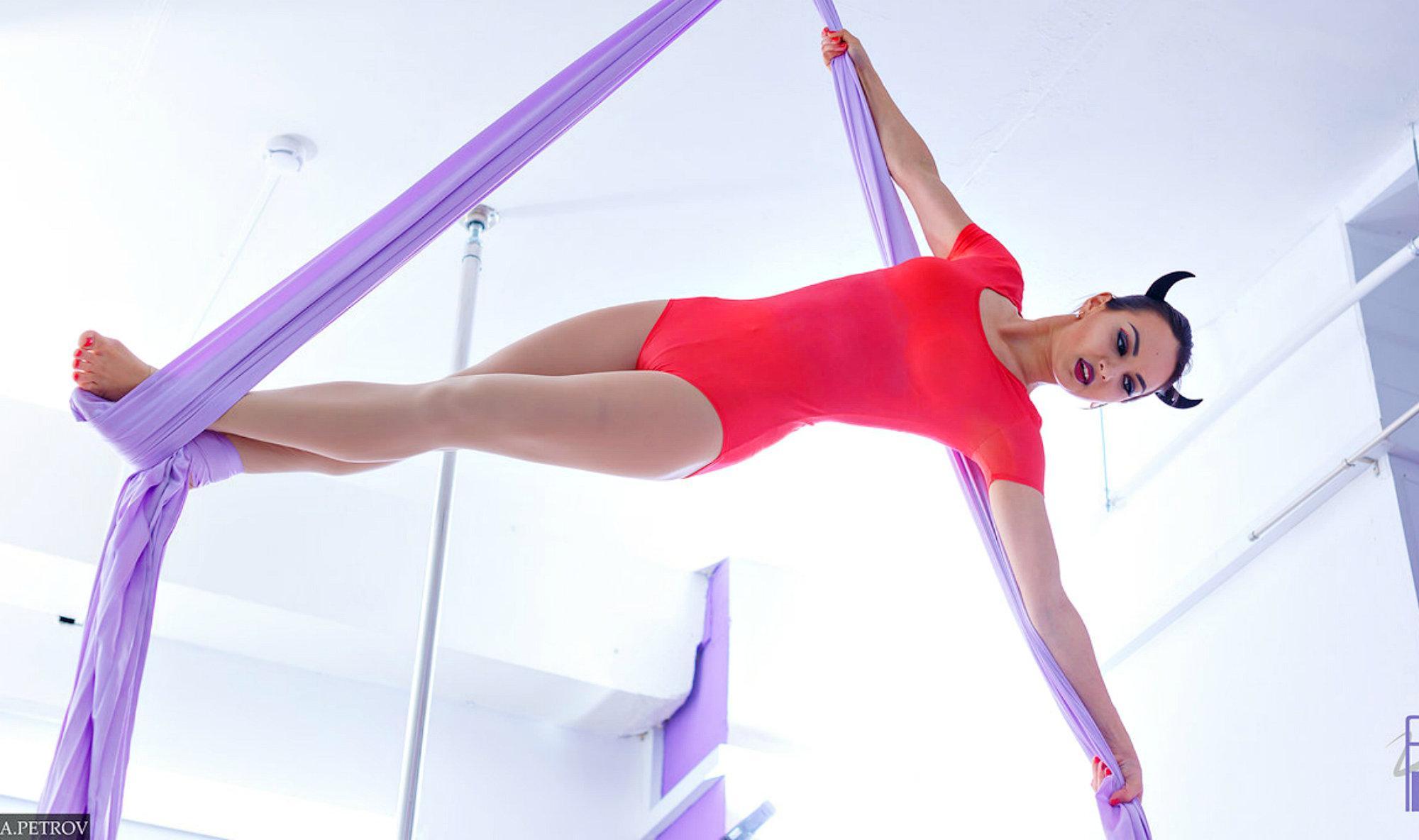 фотография Студии воздушной акробатики Pole Dance Club в Люблино