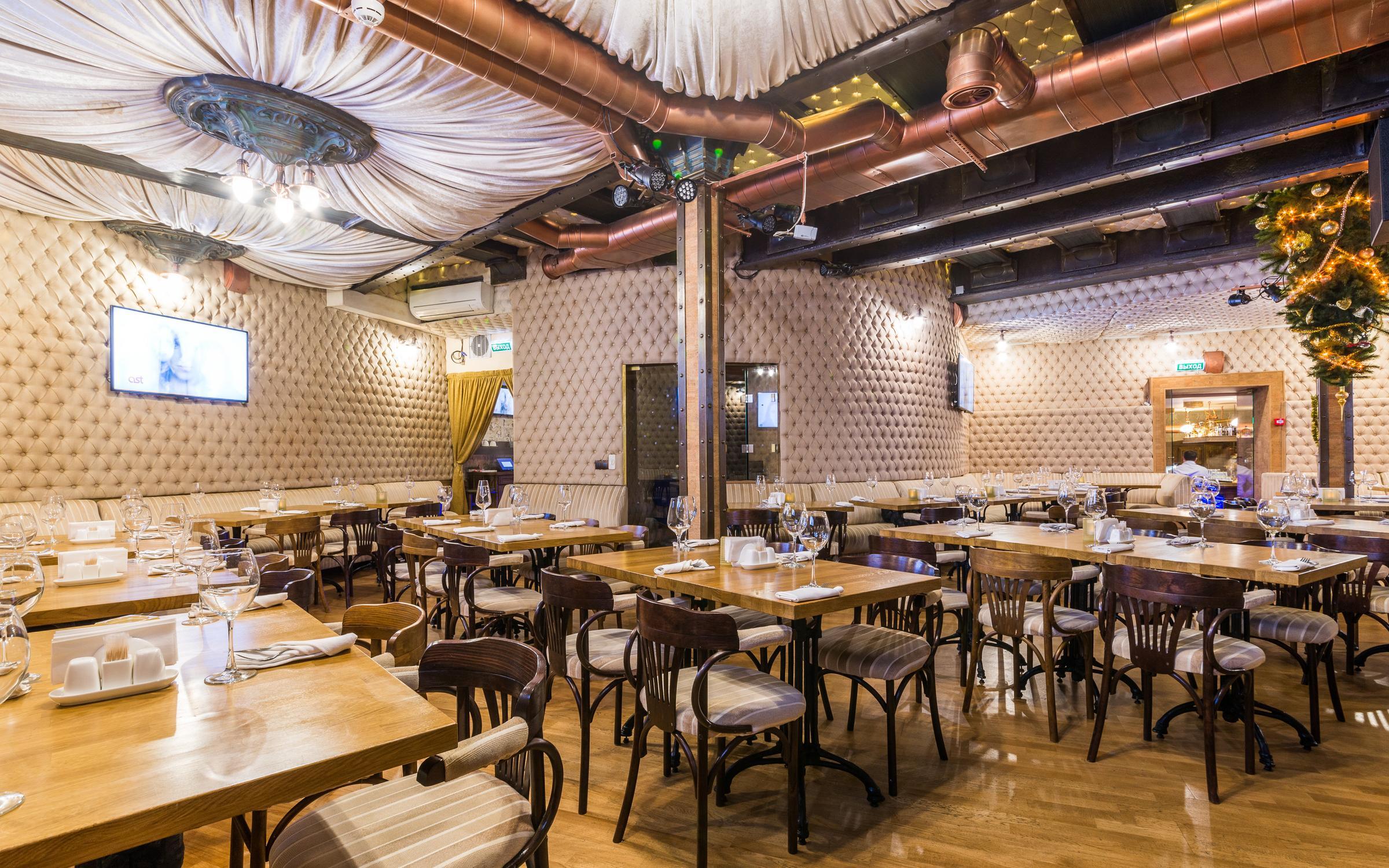 фотография Ресторана Арбат,13 Караоке-джаз-клуб