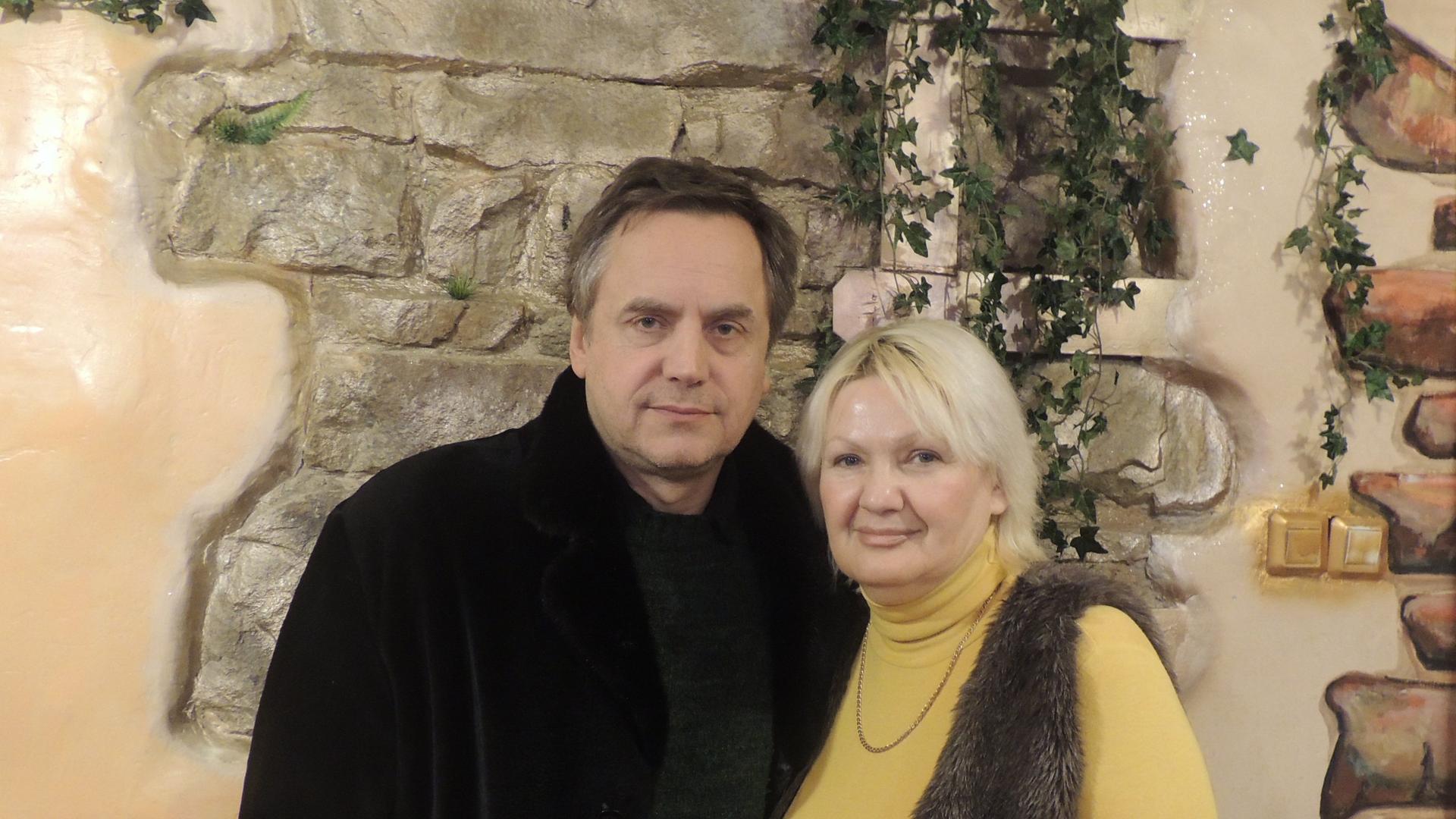 Андрей соколов актер семья дети фото