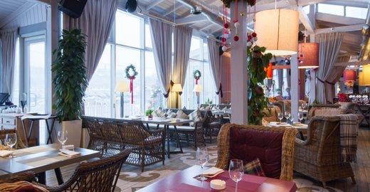 фотография Ресторана & бара VinoGrad на Краснопресненской набережной