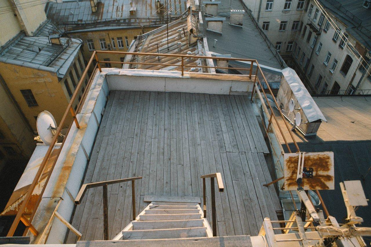 Фотостудия на крыше санкт петербург