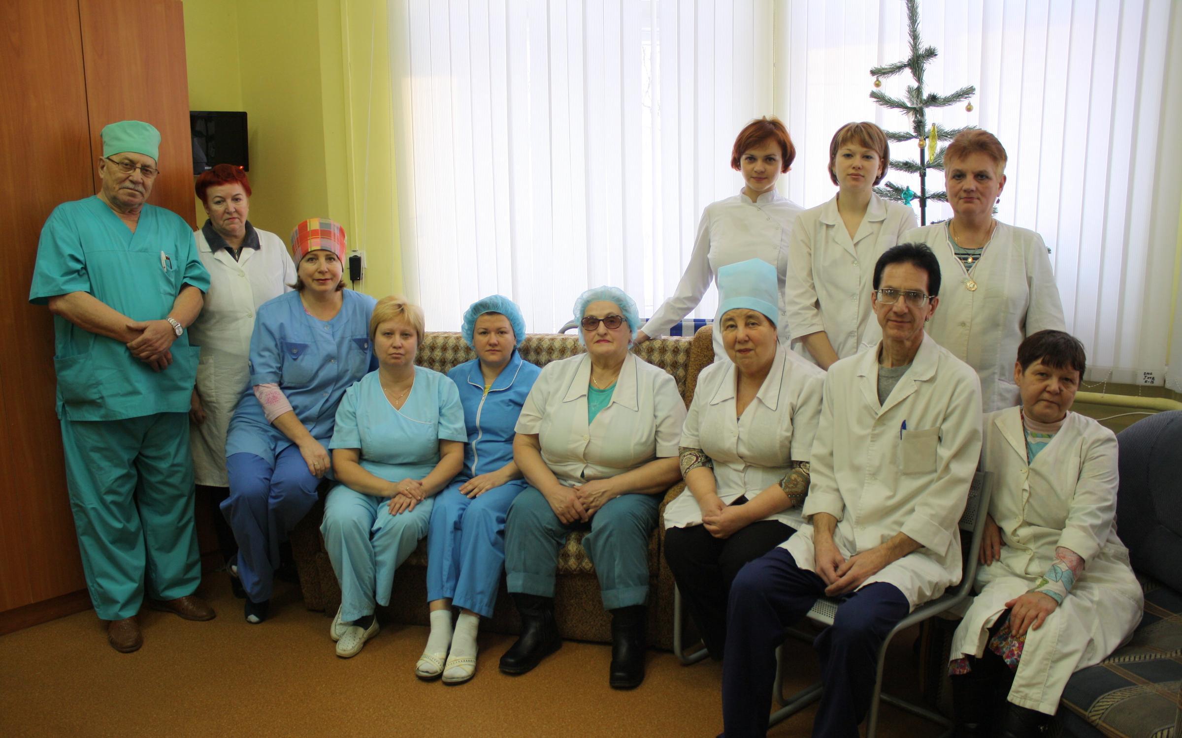 фотография Городской клинической больницы №12 на улице Павла Мочалова
