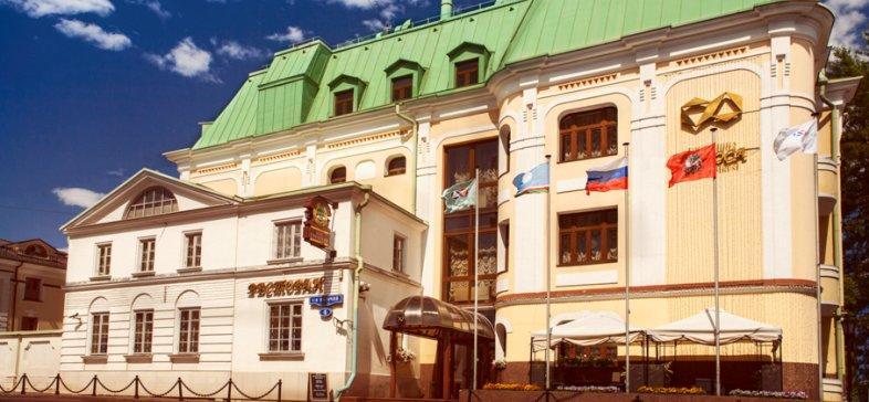 фотография Гостиничного комплекса Отель на Казачьем