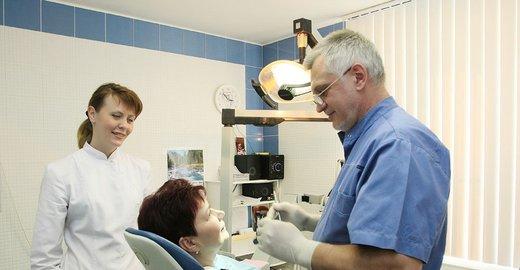 фотография Стоматологической клиники Улыбка.РФ на улице Петрищева