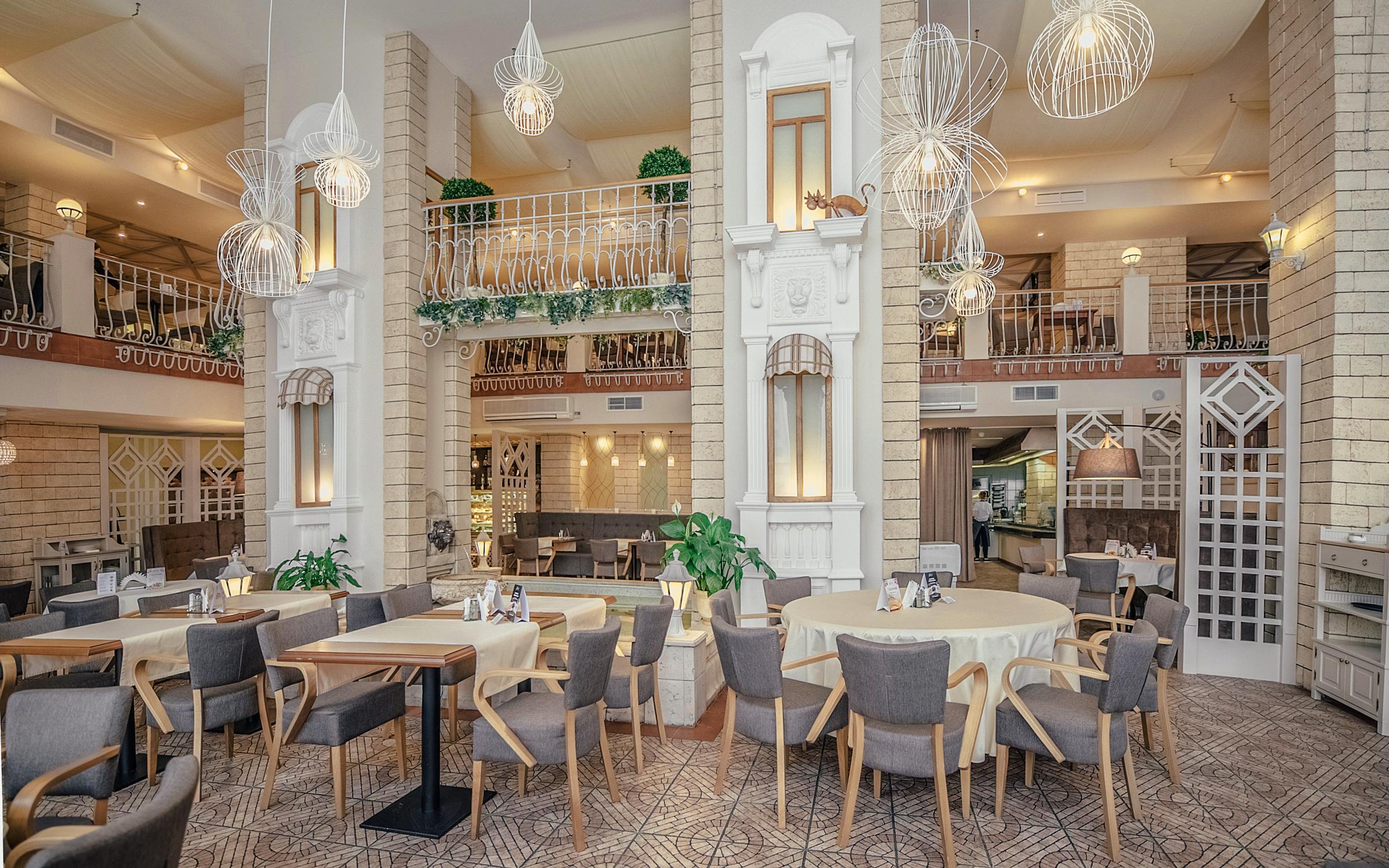 фотография Ресторанного комплекса Бульвар на улице Маршала Казакова