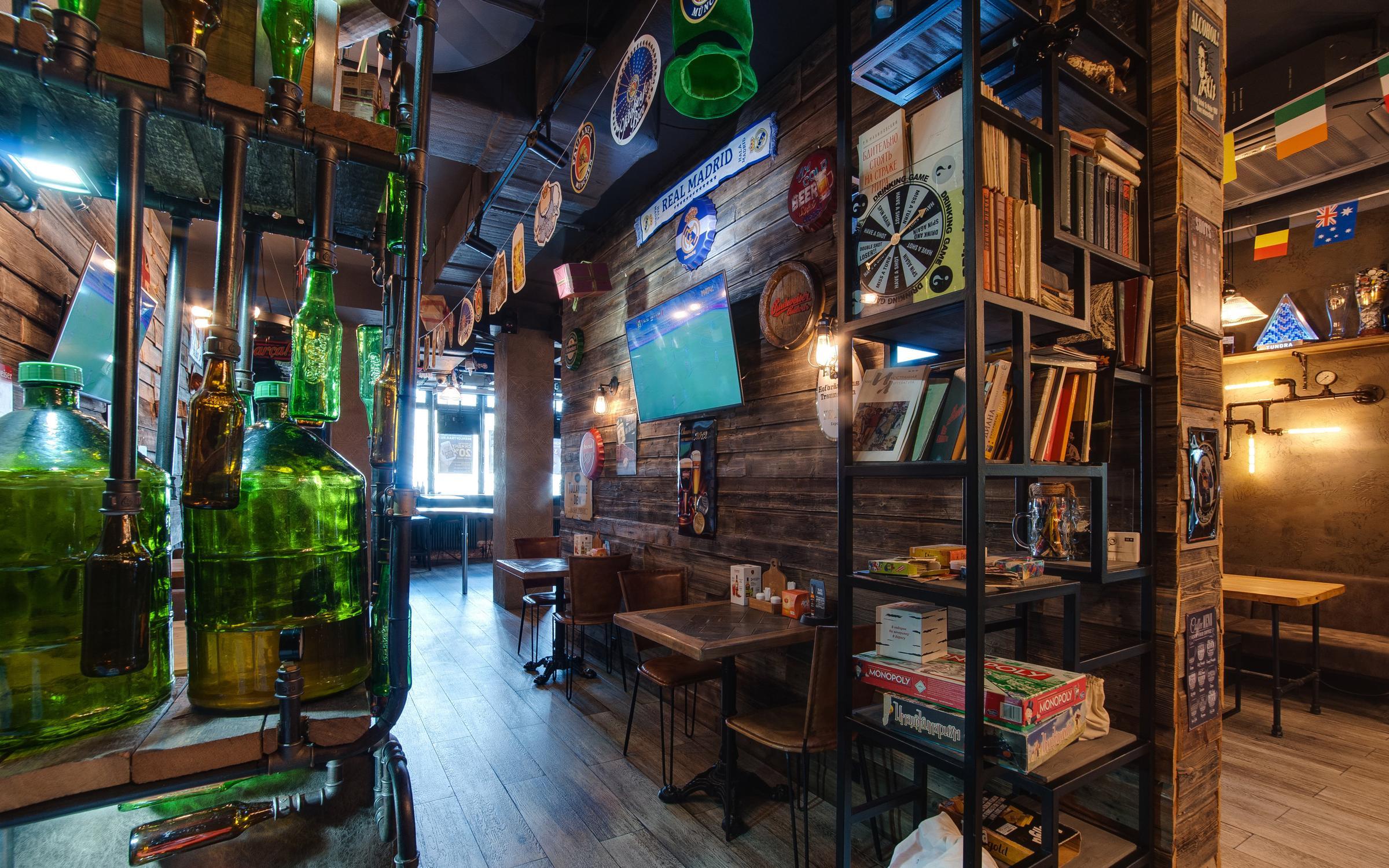 фотография Ресторана BeerLoft на улице Мнёвники