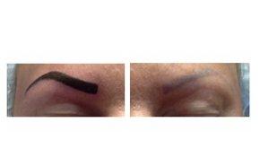 фотография Татуаж губ с растушевкой