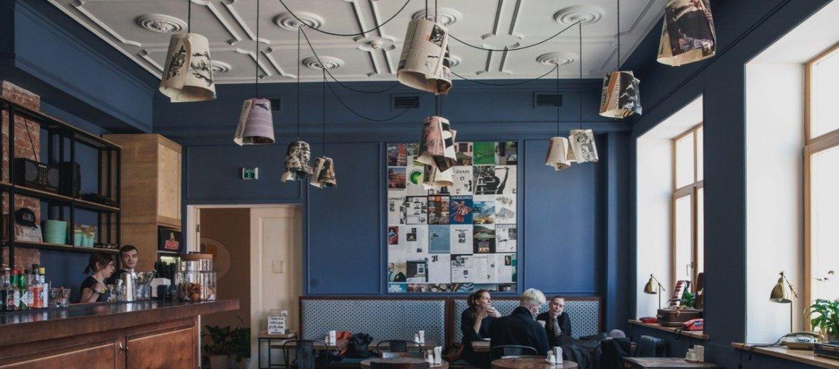 Фотогалерея - Кафе Хитрые люди