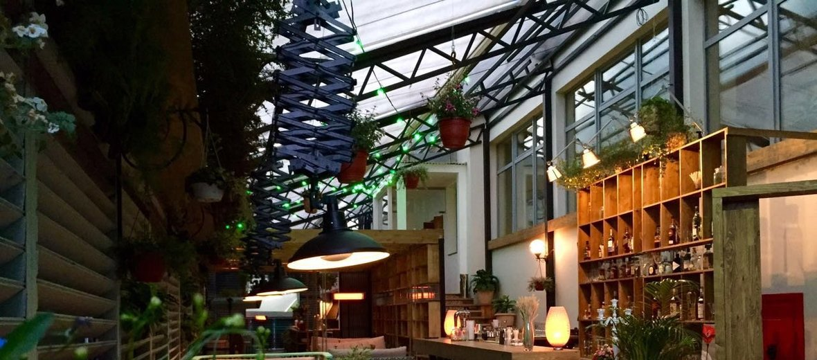 Фотогалерея - Ресторан Apart33 на Поварской улице