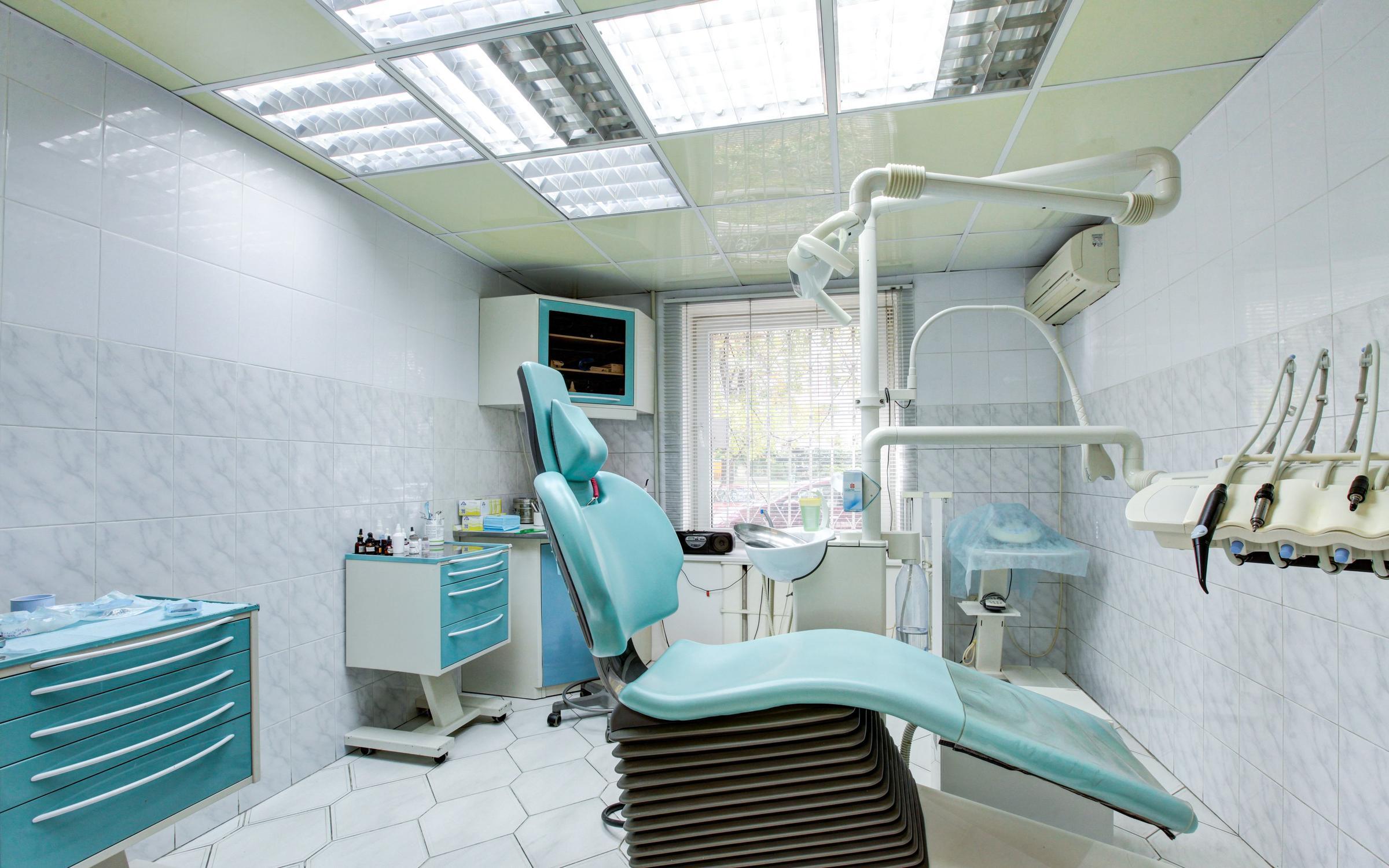 фотография Стоматологии М-Супердент на улице Большая Полянка