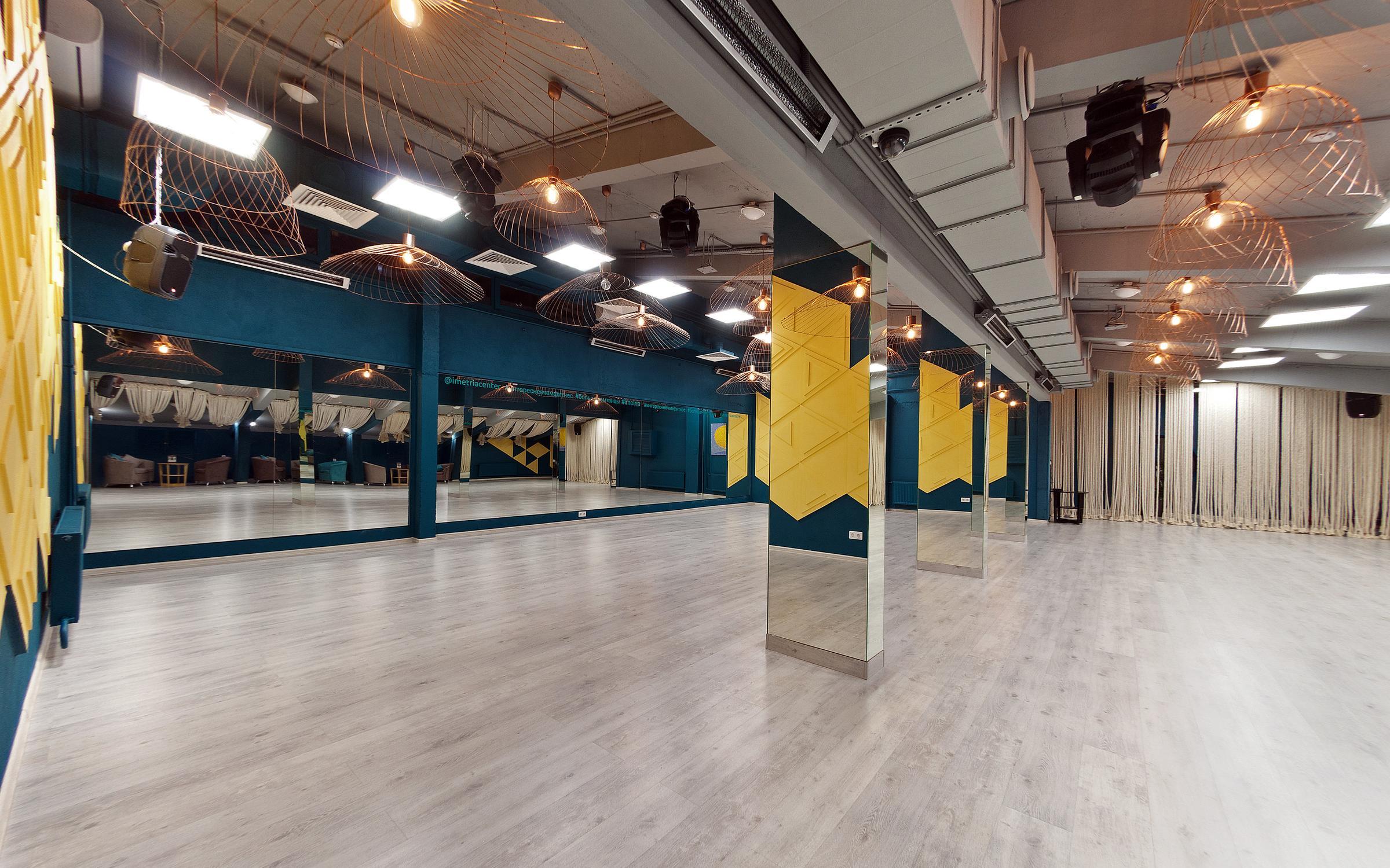 фотография Центра танца и спорта IMETRIA на улице Саляма Адиля
