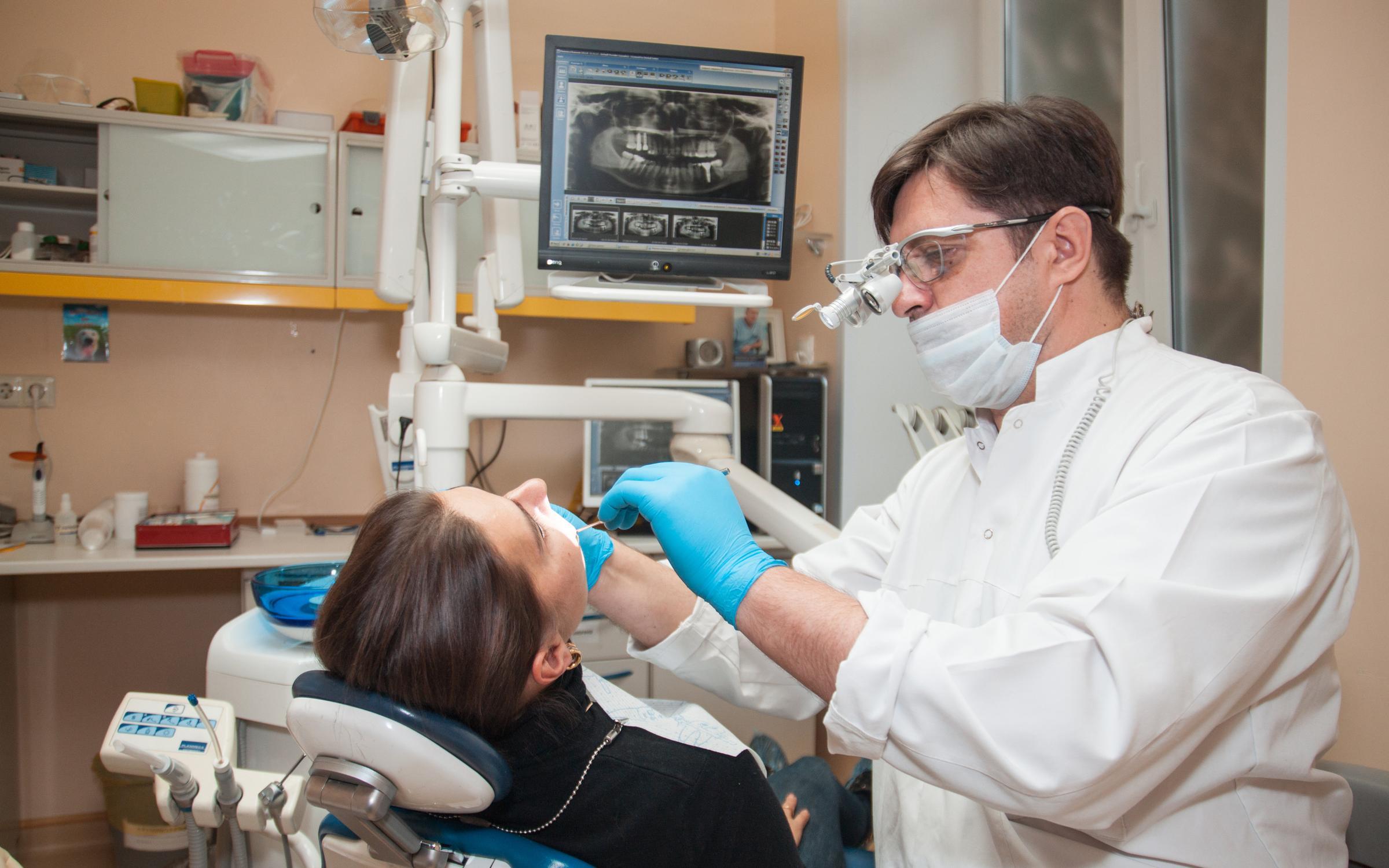 фотография Стоматологической клиники В Путь на метро Аэропорт