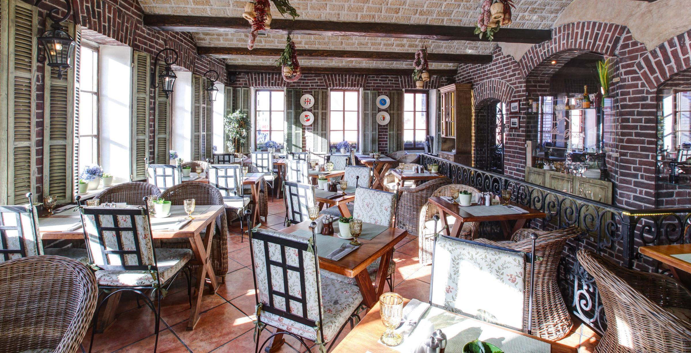 фотография Итальянского ресторана Villa della Pasta на метро Новокузнецкая