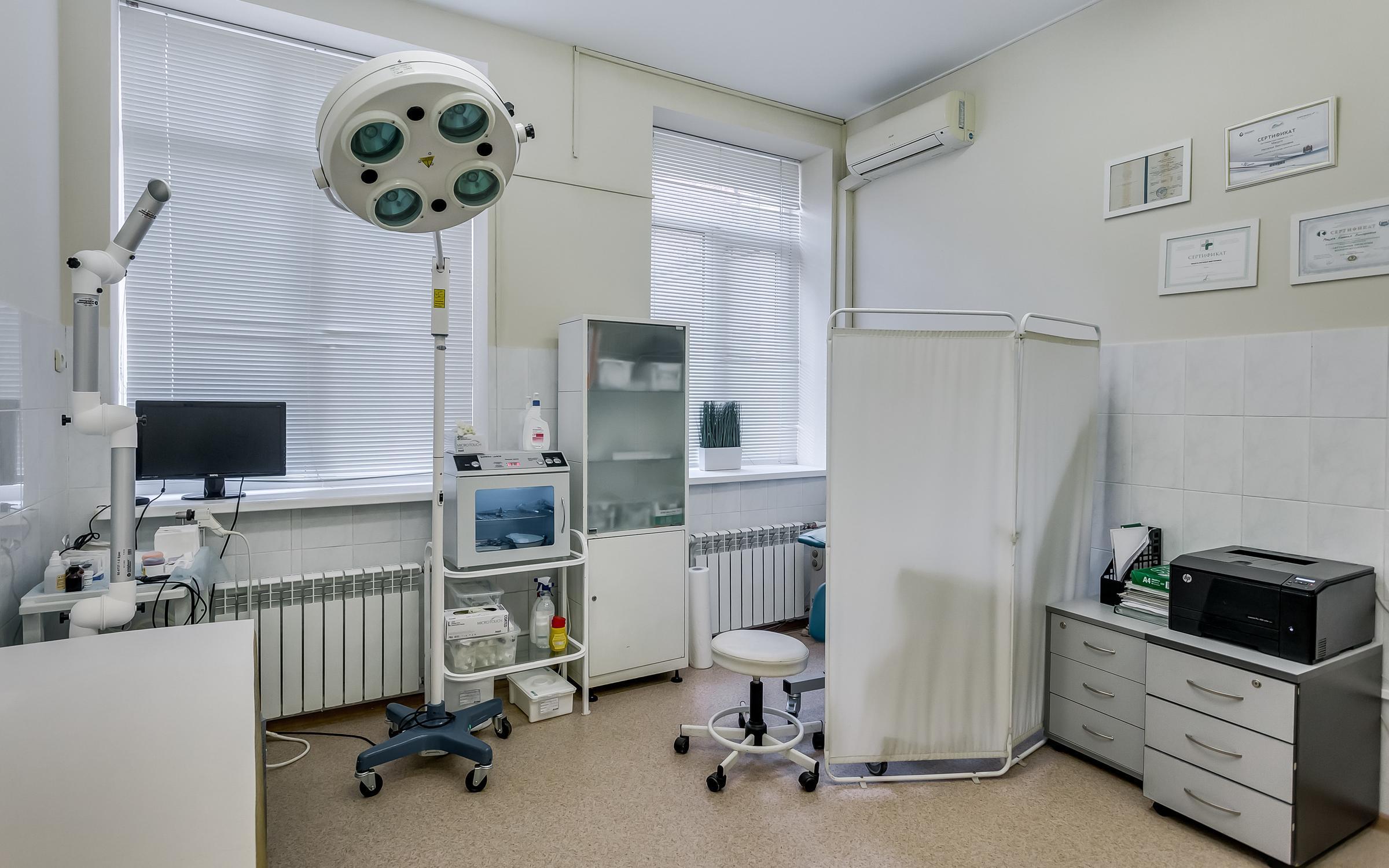 2 больница на динамо