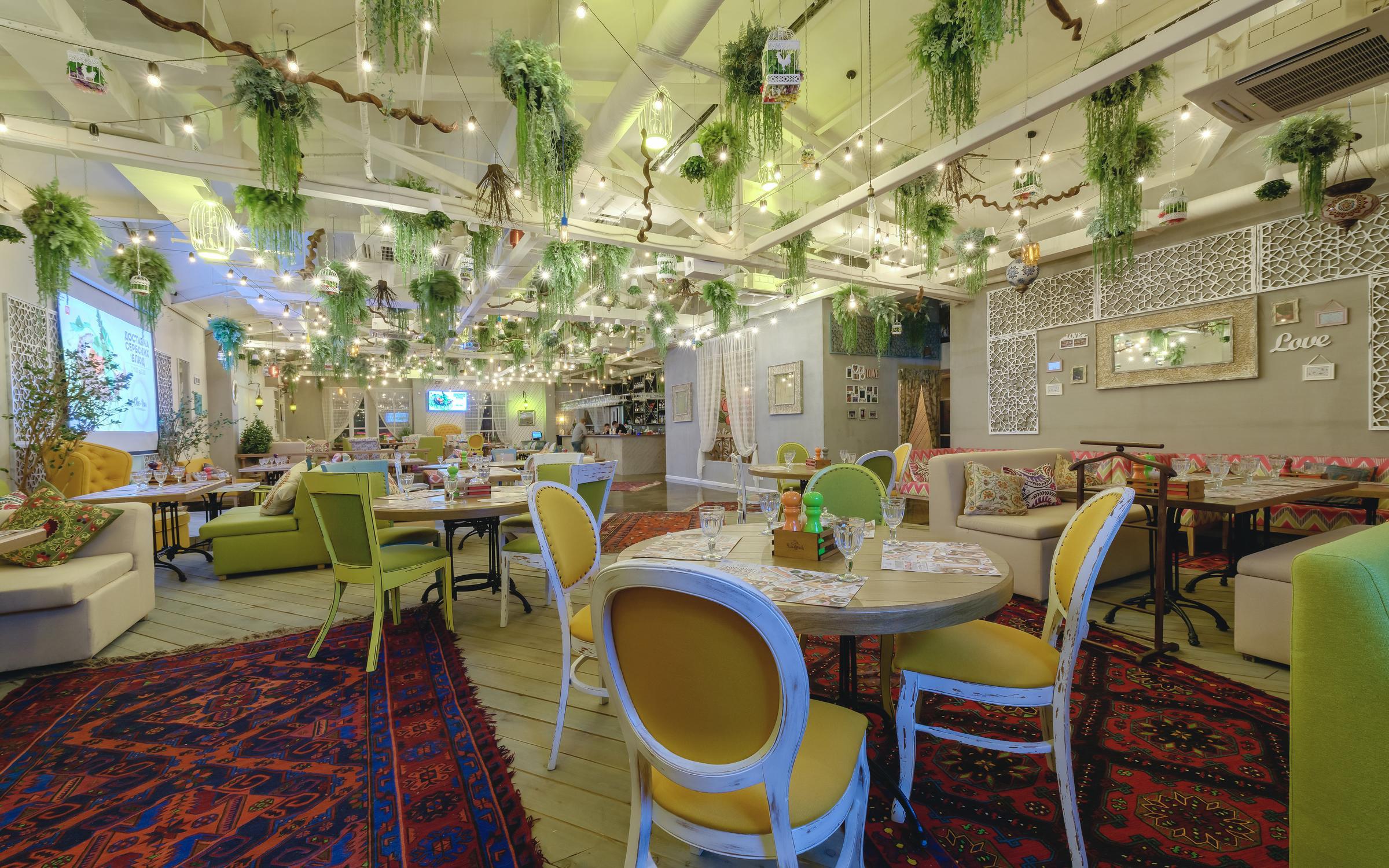 фотография Ресторана Чабрец в Морском переулке в Петергофе