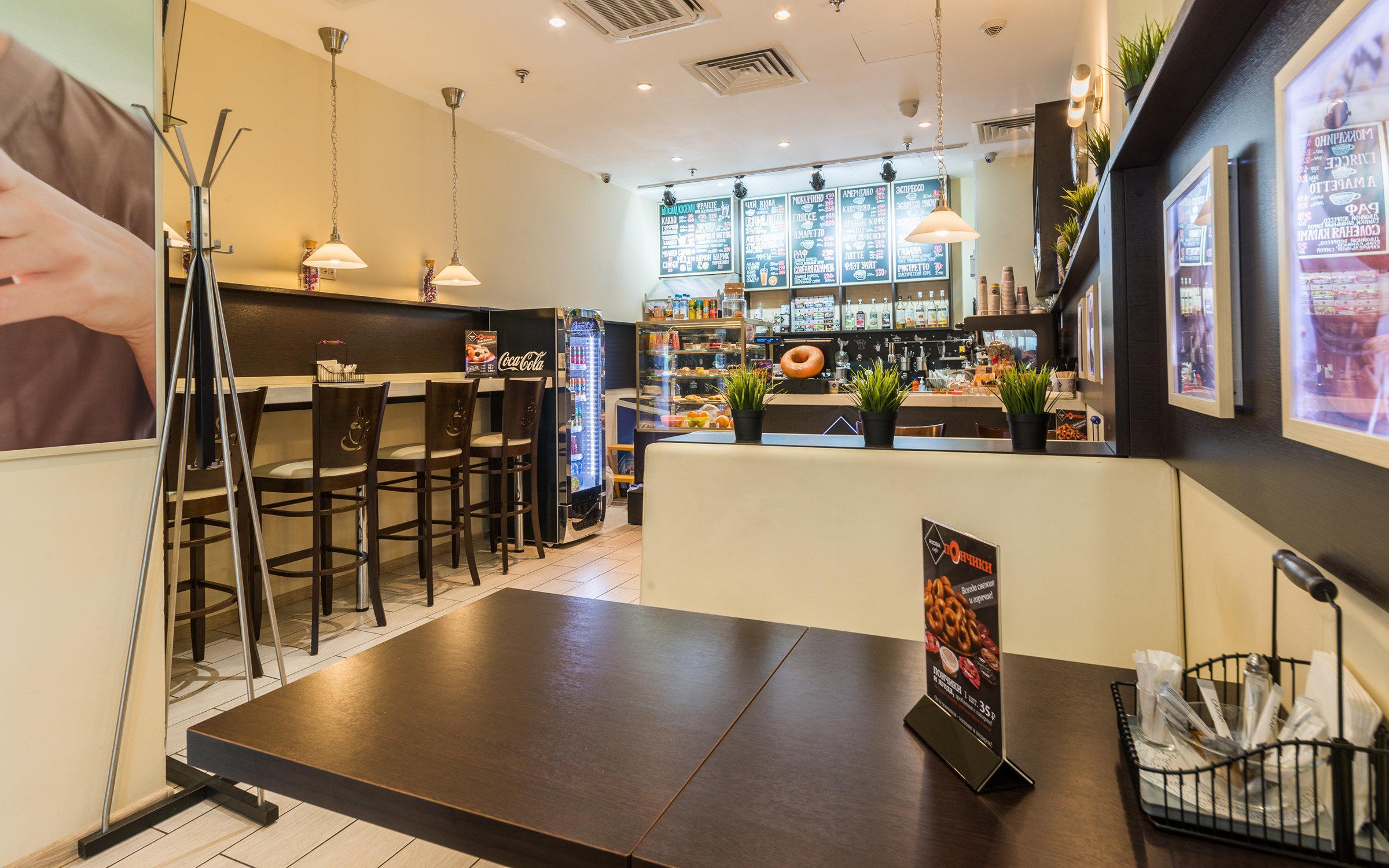 фотография Экспресс-кофейни Cafe Rioba на метро Котельники