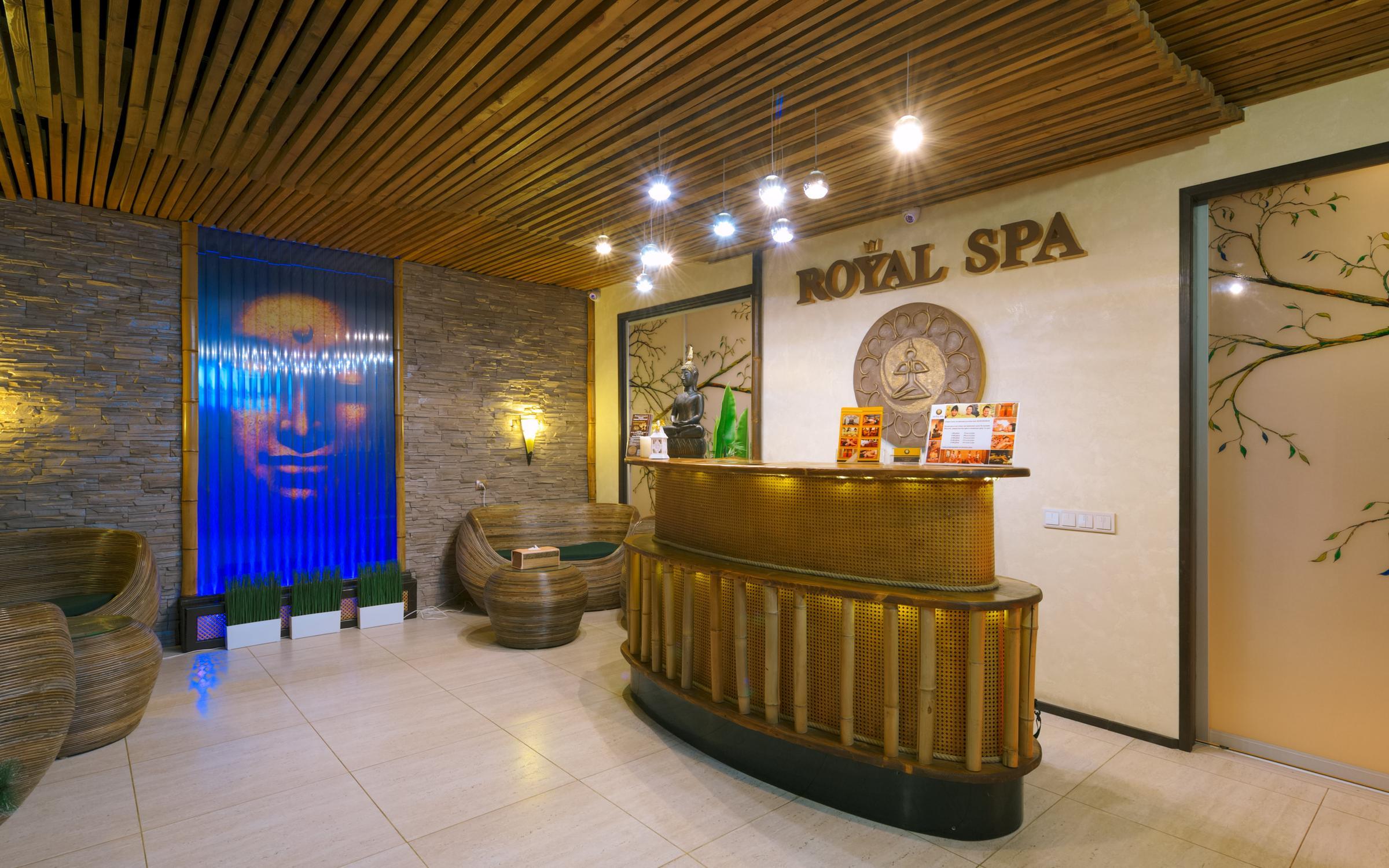 фотография Спа-салона массажа Royal Spa на улице Фридриха Энгельса