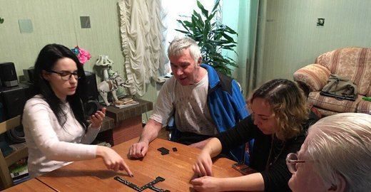 Пансионат для пожилых русь санкт петербург пансионаты для больных деменцией отзывы