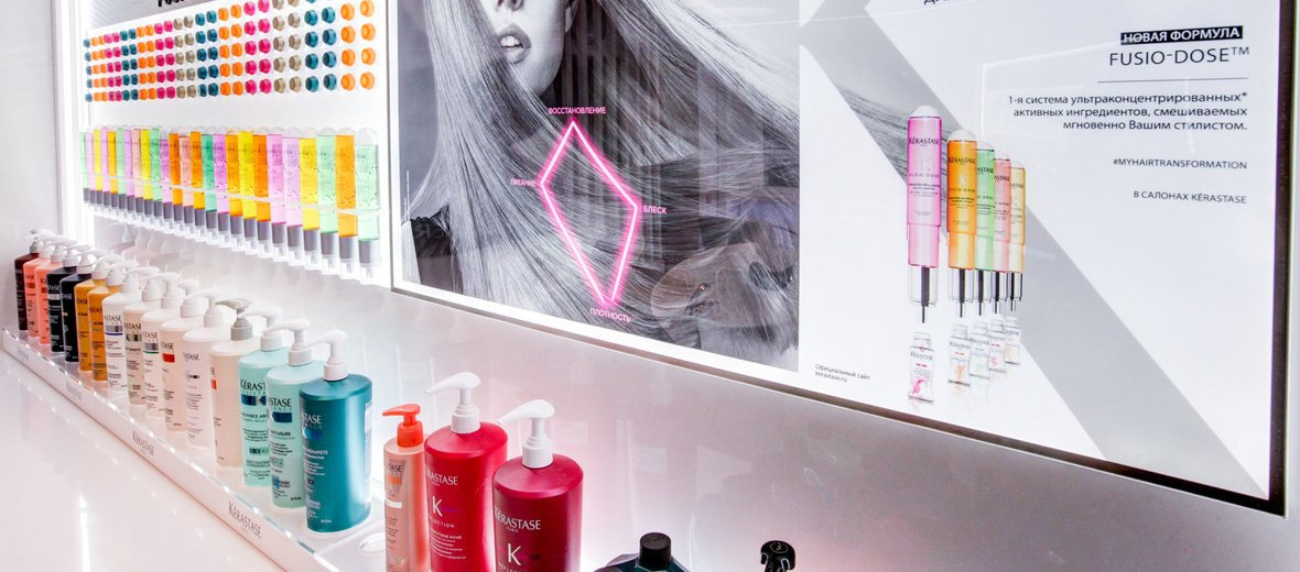 Фотогалерея - Институт красоты волос It look на Новинском бульваре
