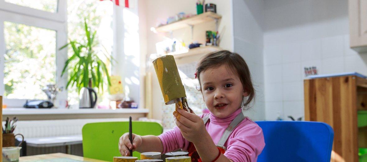 Фотогалерея - Школа раннего развития Гениальный малыш на метро Первомайская