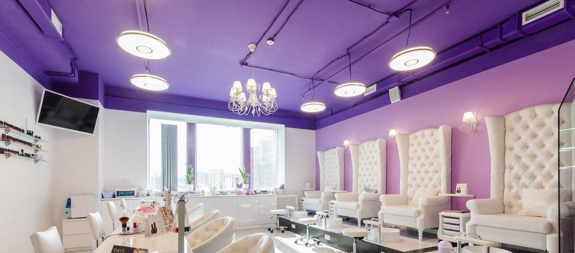 Фотогалерея - Салон красоты Vogue Beauty Boutique на метро Калужская