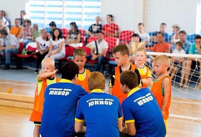фотография Детской футбольной школы Юниор на улице Богдана Хмельницкого