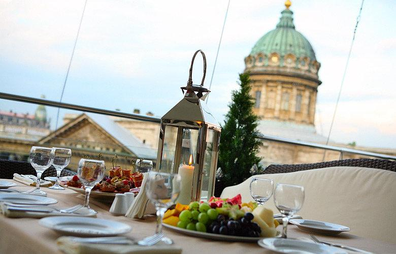 фотография Ресторана Terrassa на Казанской улице