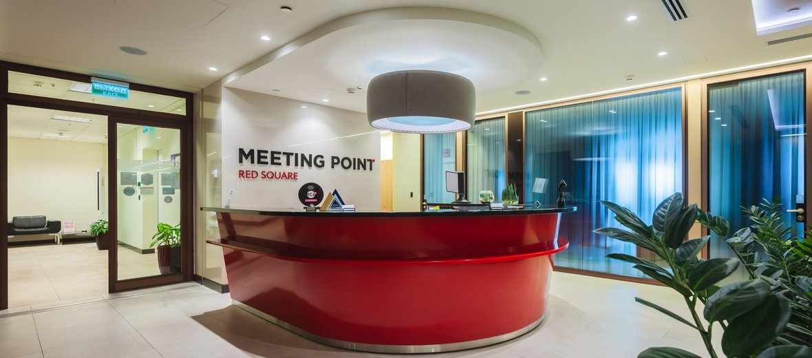 Фотогалерея - Бизнес-пространство Meeting Point на улице Охотный Ряд