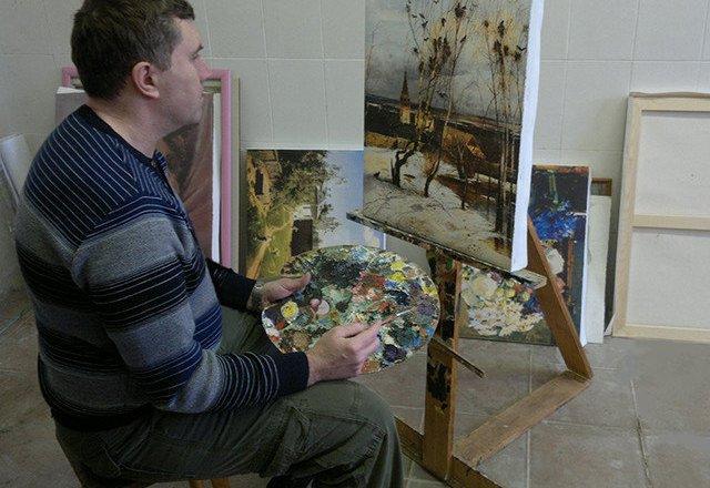 фотография Художественной мастерской Владислава Протасова в проезде Дубовой Рощи