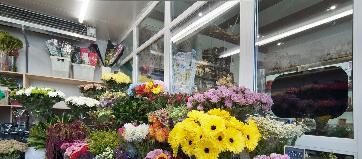 Фотогалерея - Магазин цветов ОптЦветМаг на улице Мнёвники