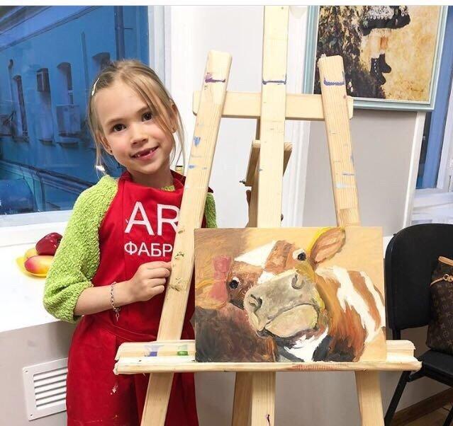 фотография Художественной студии ART Фабрика на улице Сущёвский Вал