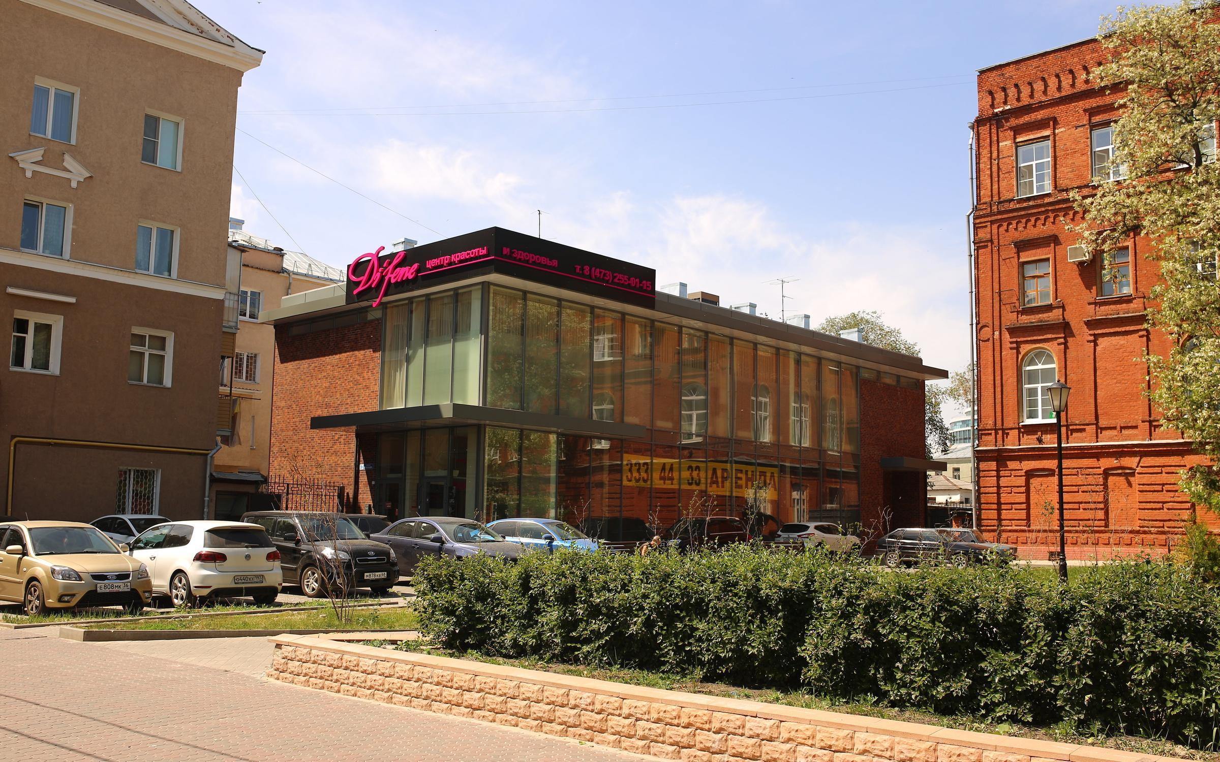 фотография Центра красоты и здоровья Di`fene на проспекте Революции