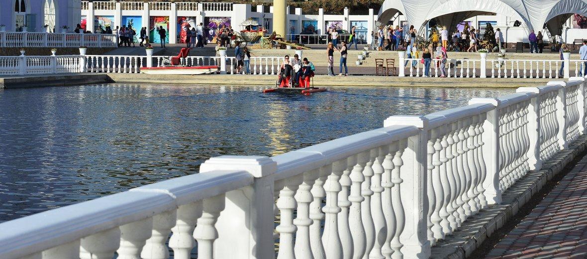 средней сибирская венеция красноярск отдых странно