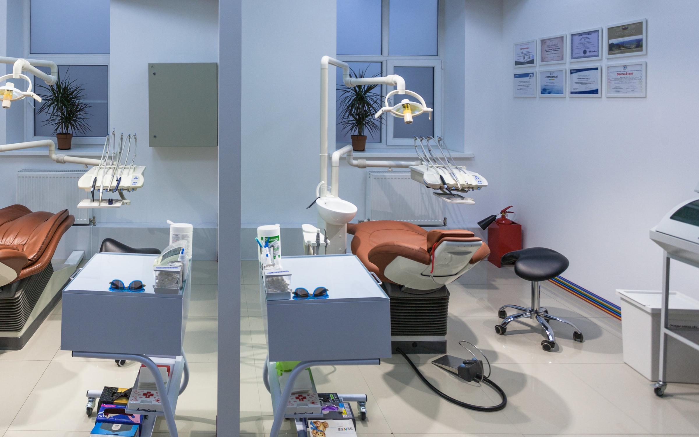 фотография Стоматологической клиники СК Дент в Западном округе