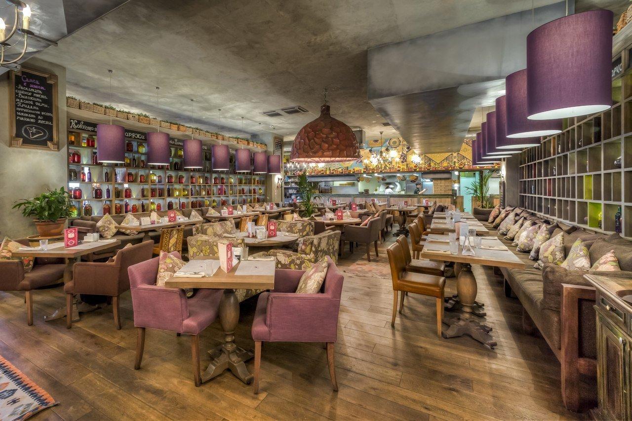 фотография Ресторана Баклажан в ТЦ Галерея