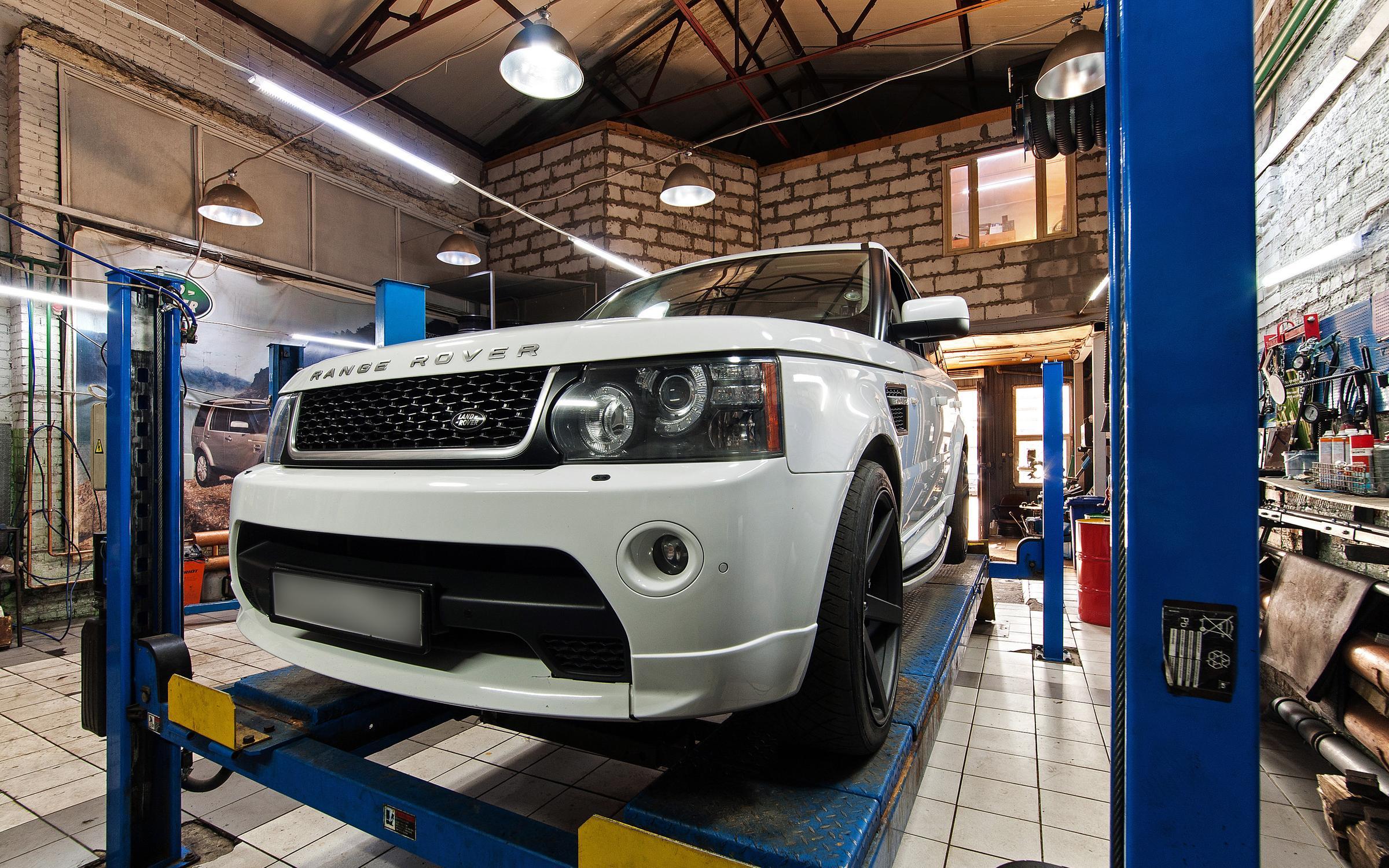 фотография Сервиса по ремонту и обслуживанию автомобилей Land Rover на Беломорской улице