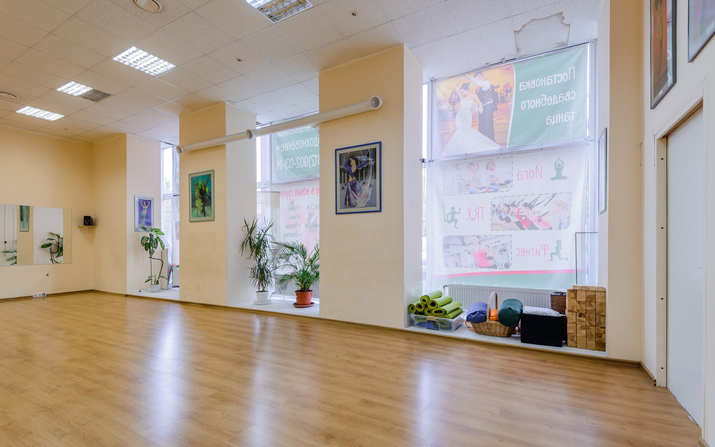 фотография Спортивно-танцевального клуба Вдохновение на Бассейной улице