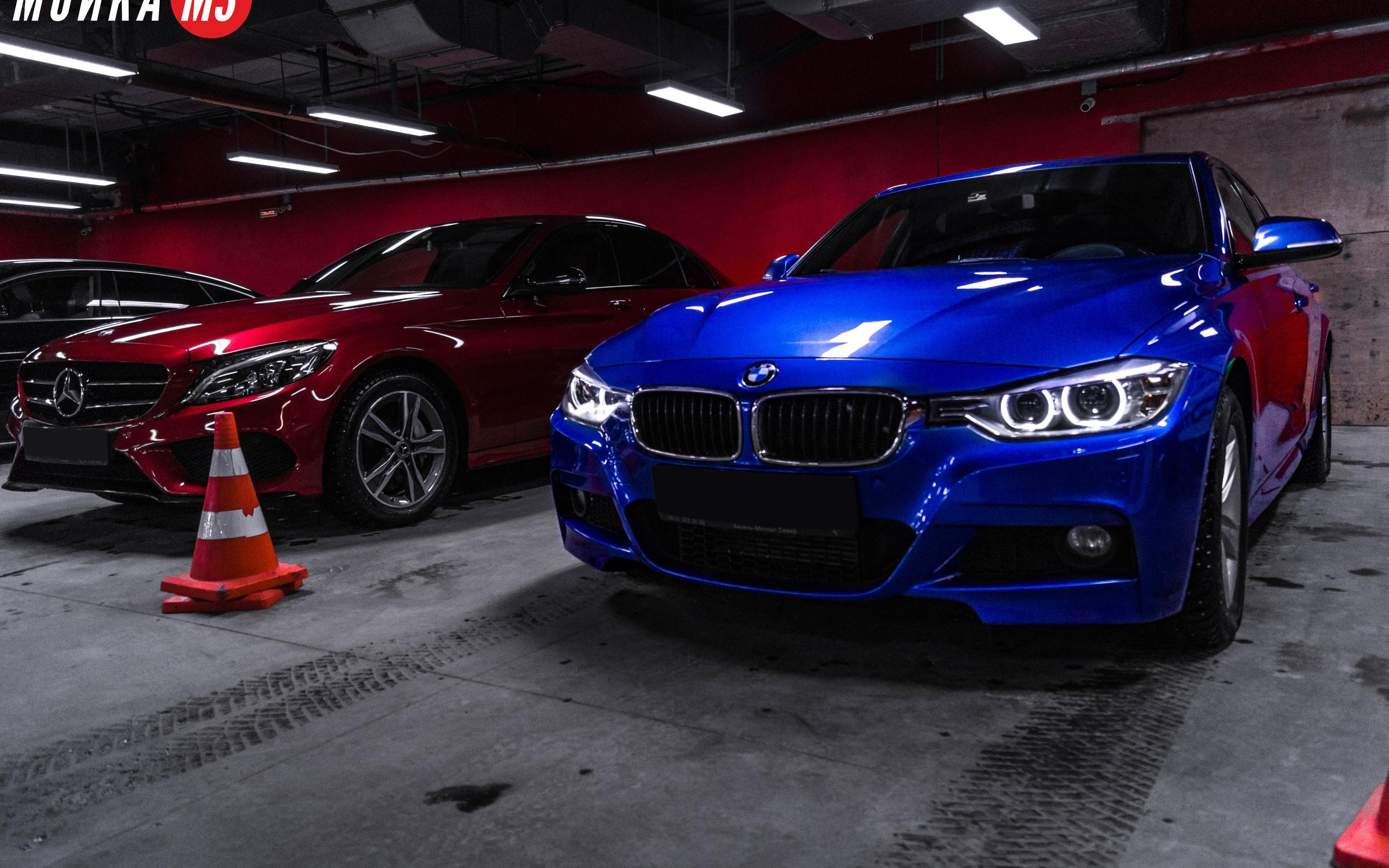 фотография Автомойки Мойка М3 в ТЦ Питерлэнд
