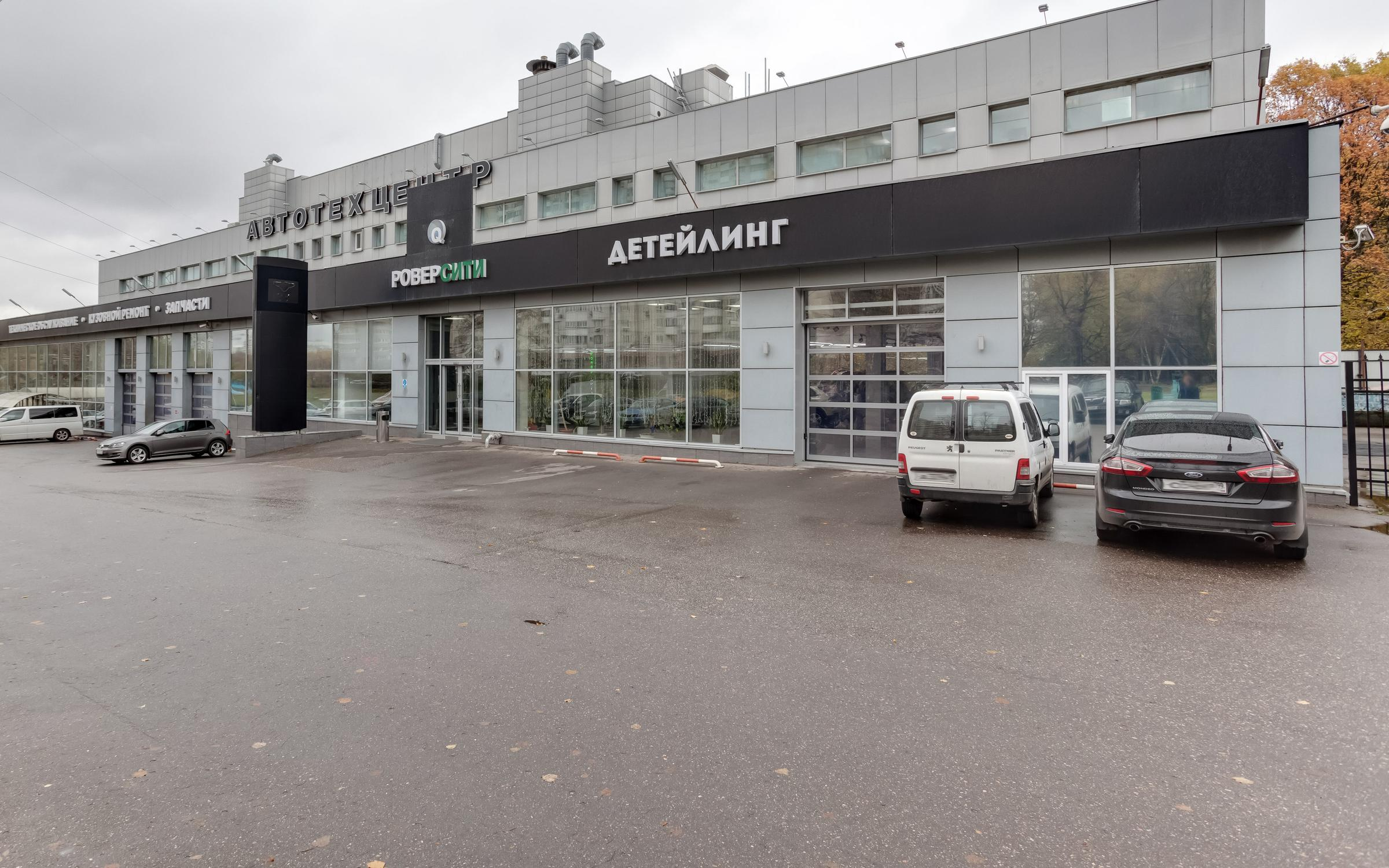 фотография Автосервиса Кволити Моторс на Севастопольском проспекте