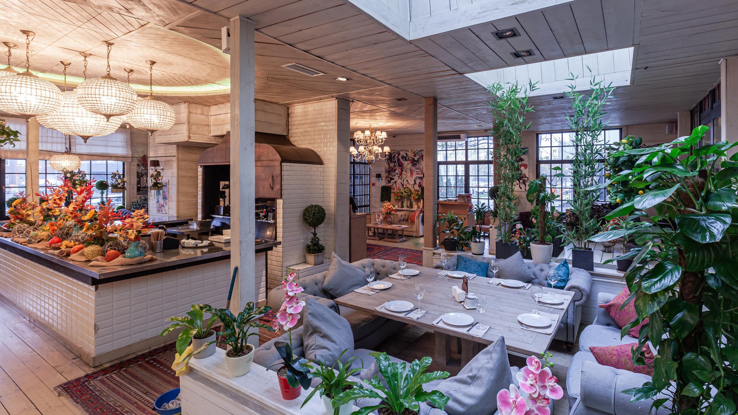 фотография Ресторана Урюк на улице Вавилова