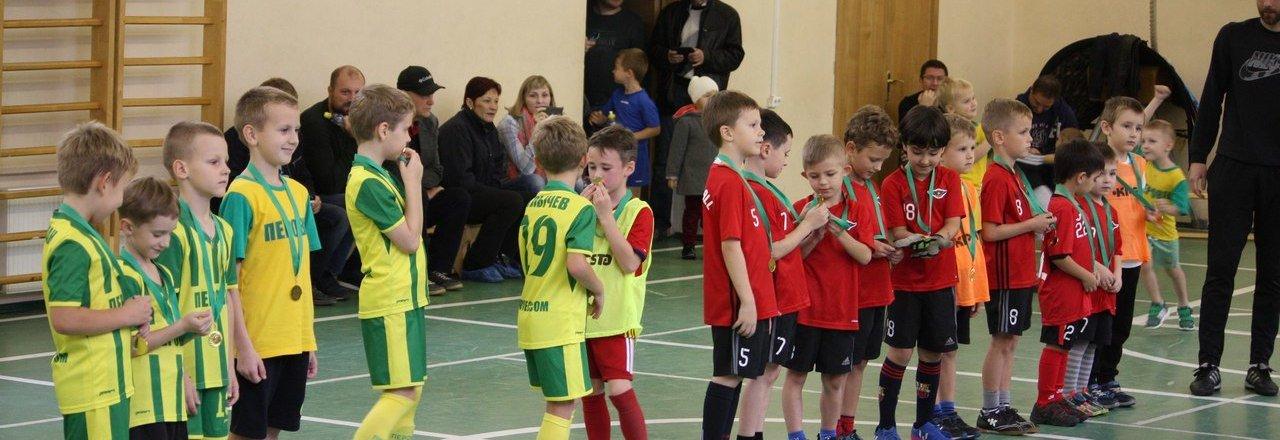 фотография Детской футбольной школы Перовец на Расковой - Беговой