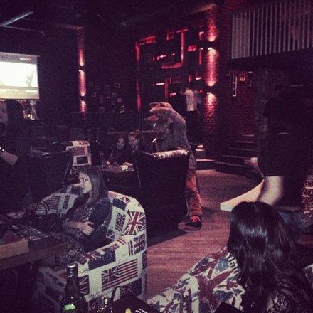 Ночной клуб в галерее краснодар аксам челябинск ночной клуб