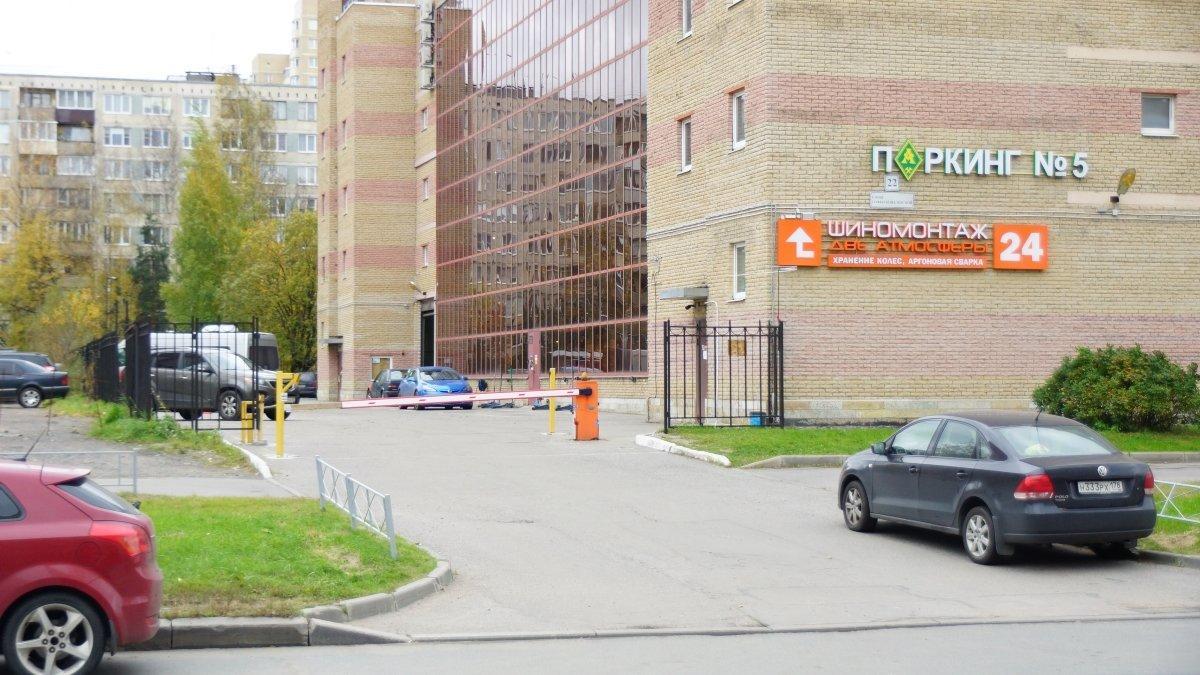 фотография Шиномонтажной мастерской Две атмосферы на улице Софьи Ковалевской