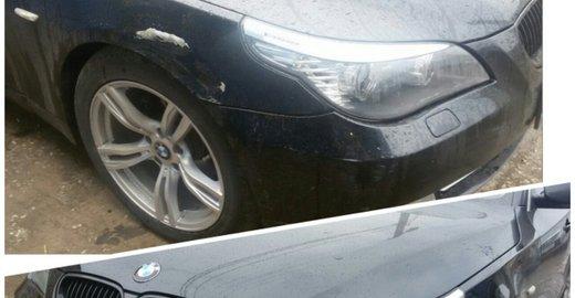 фотография Автосервиса Социальный кузовной ремонт