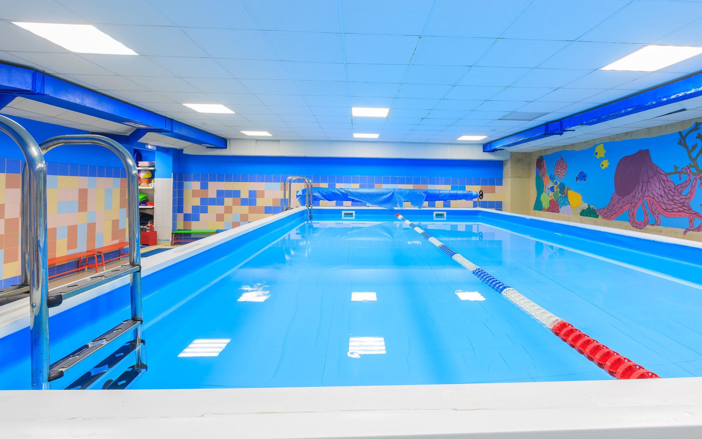 фотография Детский бассейн, плавательный клуб, Сибирь на улице Щорса