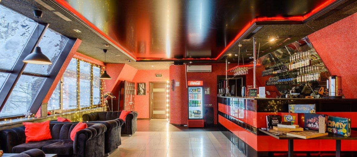 Фотогалерея - Центр паровых коктейлей Smoke Lounge на улице Лётчика Бабушкина