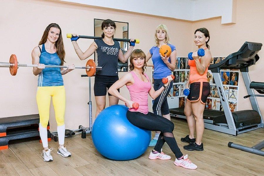 фотография Женская фитнес-студия AMANDA fitness & SPA в Гурьевске