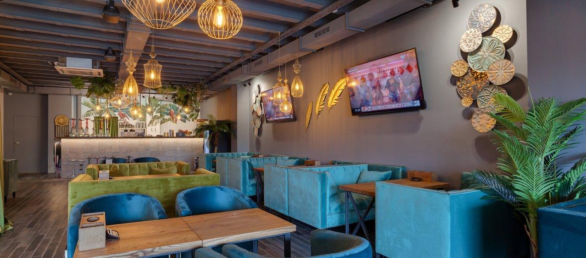 Фотогалерея - Кальянная Остров Lounge на Озёрной улице