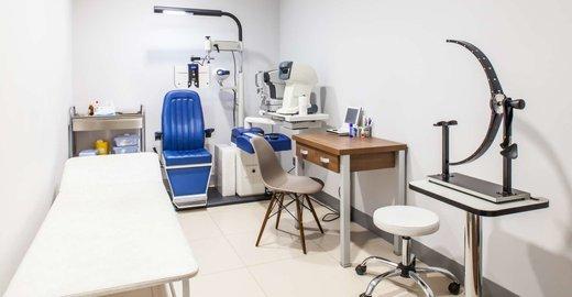 Центр клинической офтальмологии Мединвест на Студенческой улице ...