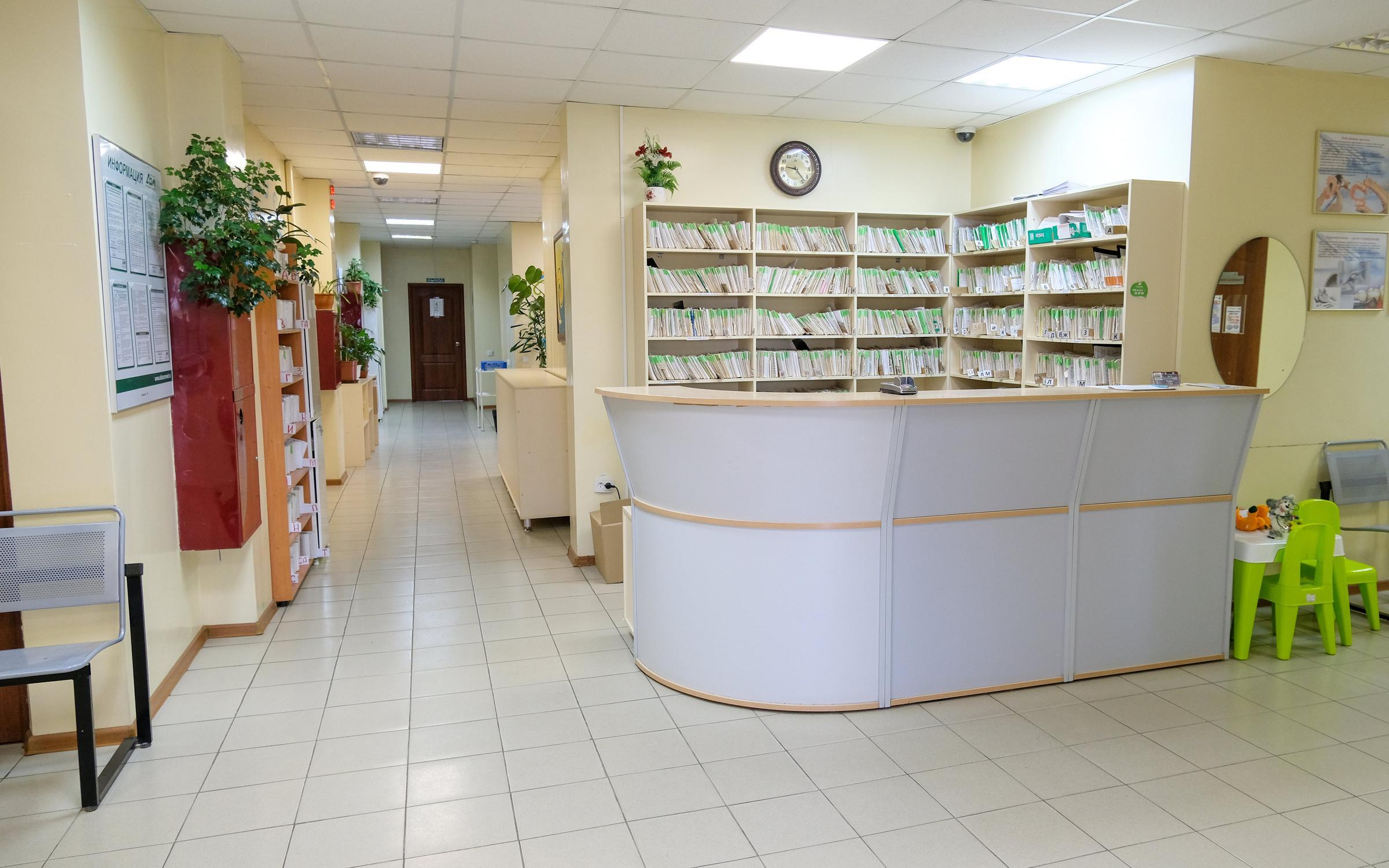фотография Консультативно-диагностического центра на улице Четаева, 34а